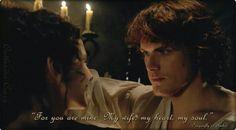 Jamie to Claire... DIA