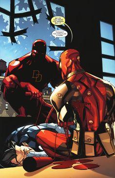 Daredevil & Deadpool