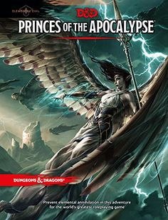 Princes of the Apocalypse (D&D Accessory) by Wizards RPG Team http://www.amazon.com/dp/0786965789/ref=cm_sw_r_pi_dp_RY0Lvb1QVE9GN