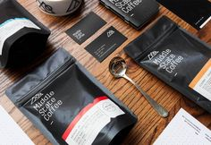 Middle State Coffee by Mast Studio