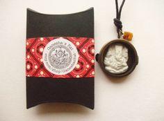 Ganesh talisman pendant by Ganesha's Rat