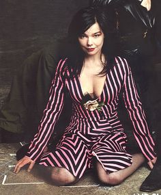 Bjork - Vanity Fair by Annie Leibovitz, 2000