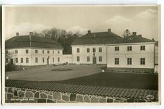 Bjärsjölagårds slott 1934