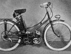 Honda, Powered Bicycle, Bike, Motorcycles, France, Vintage, Motorbikes, Classic Motorcycle, Mopeds