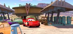 Should I Stay or Should I Go? — Lightning McQueen in Mater's Tall Tales Disney Cars Party, Car Party, How To Be Single Movie, Baby Disney, Disney Pixar, Should I Stay, Tall Tales, Jungle Party, Thomas The Train