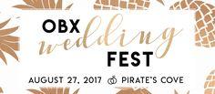 OBX Wedding Fest l Sunday August 27, 2017 l 25th Anniversary Celebration l www.CarolinaDesigns.com