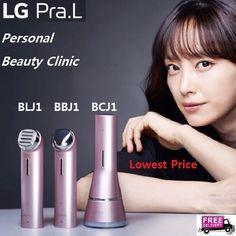 LG Pra.L Cleanser -BCJ1 Galvanic Booster -BBJ1 Lift Up Care BLJ1 Plus Gift Korea