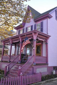 "Painted Ladies"": Cape May,NJ Victorian Houses on Pinterest"