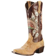 Ariat Mystic Feather Cowboy Boots