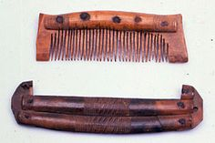 Viking Age combs 16022 Coppergate, York (c) York Archaeological Trust