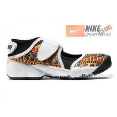 Nike Air Rift Liberty GS 2015 Chaussures Nike LIB Sportswear Pas Cher Pour Femme Blanc/Noir 746083-100-Boutique de Chaussure Nike France,Livraison Gratuite!Nike Air Max pas cher,Homme & Femme en Linge. 75,99�