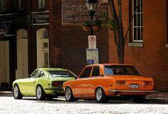 Classic Japanese Cars, Japanese Sports Cars, Classic Cars, Classic Auto, Skyline Gtr, Nissan Skyline, Datsun 1600, Datsun Bluebird, Dream Car Garage