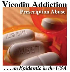 Vicodin Addiction: Prescription Abuse
