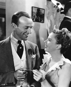 Fred Astaire  and Judy Garland-Easter Parade.......................