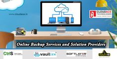 Block storage, #Backup, file storage, disaster recovery, and archive as 'One solution' is our speciality. Find our services here:https://goo.gl/b7PmY3