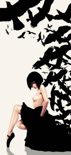 Daniela Uhlig - Black Raven