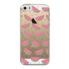 Girls Cat Transparent Ultra Thin Back Cover