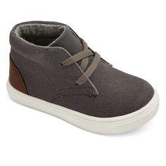buy online 42302 1c03a Toddler Boys  Heaton Casual Chukka Boots Cat  amp  Jack - Gray 11 Baby Boy