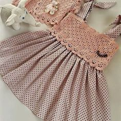 97 Likes, 9 Comments – crochet handiwork hand-made (Christina Wade.nati) on Inst… 97 Likes, 9 Comments – crochet handiwork hand-made (Christina Wade.nati) on Inst… – Crochet Dress Girl, Baby Girl Crochet, Crochet Baby Clothes, Baby Tulle Dress, Little Girl Dresses, Girls Dresses, Crochet Yoke, Crochet Fabric, Baby Knitting Patterns
