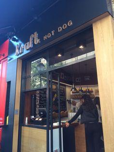 Photo of Kraft Hot-Dog - Paris, France