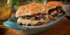 Bistro Burger | KitchenDaily.com