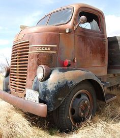 Dodge Cab Over Engine-Don't know what it is, but I LOVE the looks of a COE truck!