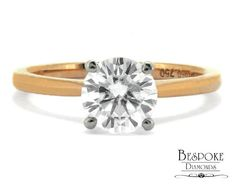 This beautiful ring features a round brilliant cut centre moissanite. This moissanite is equivalent to a diamond. This moissanite is set in a traditional four claw setting. Engagement Ring Settings, Solitaire Engagement, Solitare Ring, Diamond Dealers, Design Your Own Ring, Thing 1, Quality Diamonds, Moissanite, Beautiful Rings