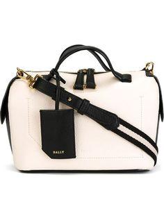 Bolsa modelo 'Kissen' de couro