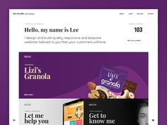 My first venture into the world of bespoke web design and development, starting with my own website, designed and build from scratch, with the…