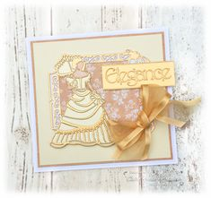 Today I'm sharing a post featuring the newest dies from Tonic Studios, they are the Fair Dames collection, something a little different 😊. Stamps, Decorative Boxes, Frame, Blog, Pictures, Seals, Picture Frame, Photos, Stamp