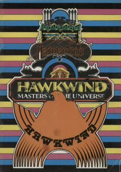 For Sale - Hawkwind Masters Of The Universe UK tour programme TOUR PROGRAM - See this and 250,000 other rare & vintage vinyl records, singles, LPs & CDs at http://eil.com