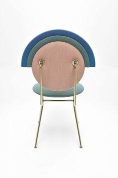 Iris Chair by Merve Kahraman