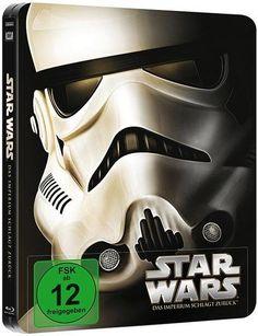 Star Wars - Episode 5,Steelbook