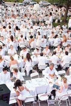 Diner en Blanc Montreal 2011