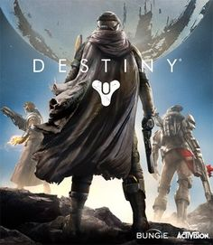 Bungie unveils 'Destiny' box art
