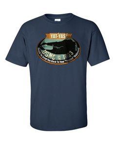 (Distressed Tee)  YAT-YAS Gator Head Prophet - Short sleeve t-shirt