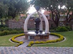Water Wall Fountain, Water Walls, Koi, Landscape, Outdoor Decor, South Africa, Gardens, Design, Home Decor