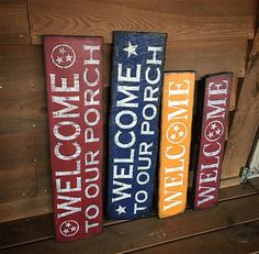 Packing our new Tennessee Tristar welcome signs for the Fourth Annual Westhaven PorchFest 2015, Saturday, June 20, 2015. Kicks off at 4pm with over 100 musicians. Free admission http://www.westhaventn.com/porchfest.php