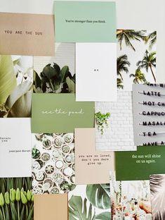 Sage Green Minimalist Vibe