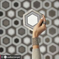Shoot for the stars, or in this case Stardust. Shape, pattern, texture, glitz and glam. Are you inspired yet? Walker Zanger, Marble Mosaic, Glitz And Glam, Shooting Stars, Sparkle, Design Inspiration, Shapes, Texture, Stone