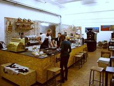 dokumenterne: Great Coffee