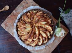 gezonde appeltaart, healthy, taart, slank, foodness, gezond, recept, gezonde taart