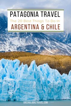 The 20 Best Things to Do in Patagonia (South America) – Travel Destinations Patagonia Hiking, Chile Patagonia, South America Map, South America Destinations, America America, Places To Travel, Travel Destinations, Travel Photographie, Viajes