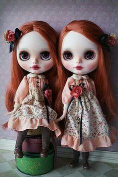 Blythe Dolls Gemeas