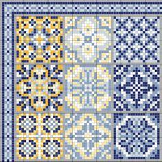 171 point X 11 points 1 2 3 4 5 6 Cross Stitch Freebies, Cross Stitch Samplers, Cross Stitching, Cross Stitch Embroidery, Embroidery Patterns, Cross Stitch Geometric, Modern Cross Stitch, Cross Stitch Designs, Cross Stitch Patterns