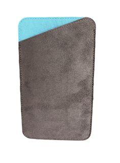 Wool iPhone Sleeve, Grey