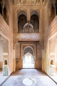 Torre de las Infantas ( Alhambra de Granada )  ✈✈✈ Don't miss your chance to win a Free Roundtrip Ticket to Granada, Spain from anywhere in the world **GIVEAWAY** ✈✈✈ https://thedecisionmoment.com/free-roundtrip-tickets-to-europe-spain-granada/