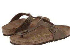Birkenstocks- Please follow me!! :) These are so cute nice and comfy!❤️❤️