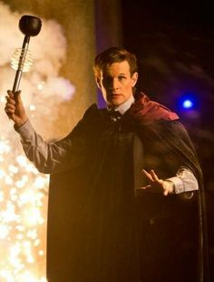 Doctor Who Christmas Special: 'The Time of the Doctor'