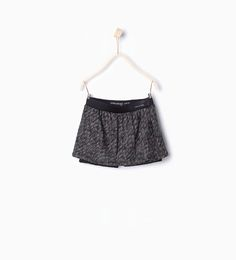 ZARA - NIÑOS - Falda pantalón